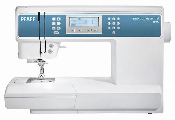 Pfaff Ambition Essential™ Sewing Machines, Pfaff Sewing ...
