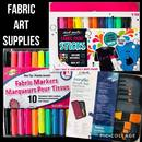 And MORE Fabric Art Supplies