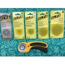 Olfa Rotary Cutters and Blades